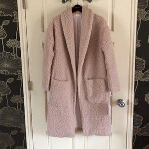 NWT Amanda Uprichard Aspen Cocoon Coat